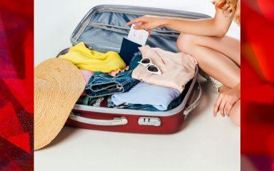 Збираємо валізу у відпустку