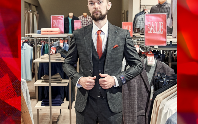 ТОП-5 трендів чоловічого гардеробу